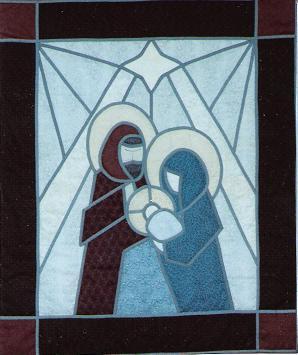 Nativity Stained Glass Patterns Free Patterns